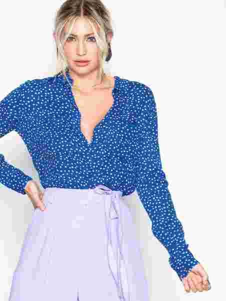 6445059dd93e Milly Shirt Aop 7201 - Samsøe Samsøe - Fleur - Blouses & Shirts ...
