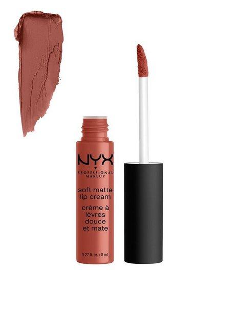 NYX Professional Makeup Soft Matte Lip Cream Läppstift San Francisco