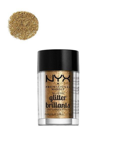 Billede af NYX Professional Makeup Face & Body Glitter Skær/Glitter Bronze
