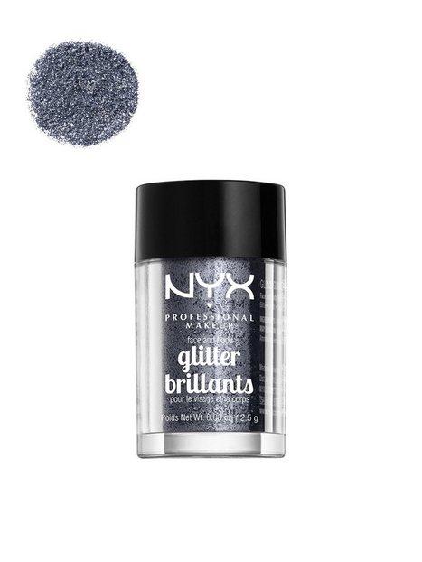 Billede af NYX Professional Makeup Face & Body Glitter Skær/Glitter Gunmetal