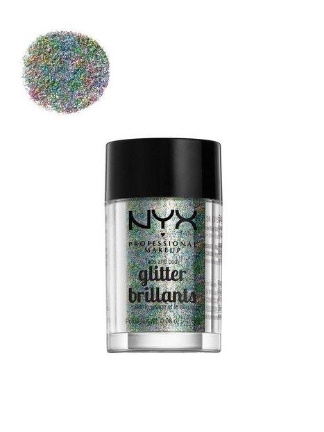 Billede af NYX Professional Makeup Face & Body Glitter Skær/Glitter Crystal