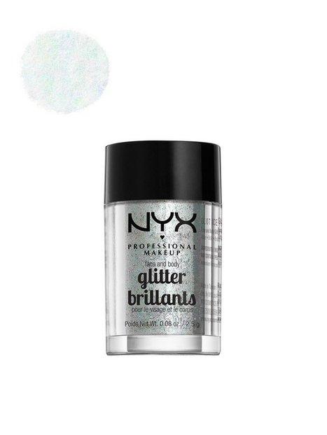 Billede af NYX Professional Makeup Face & Body Glitter Skær/Glitter Ice