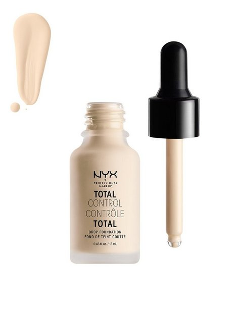 NYX Professional Makeup Total Control Drop Foundation Foundation Pale thumbnail