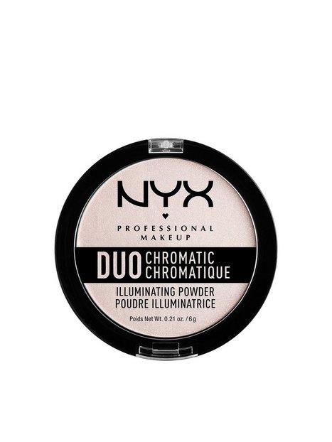 Billede af NYX Professional Makeup Duo Chromatic Illuminating Powder Contouring & Strobing Rose