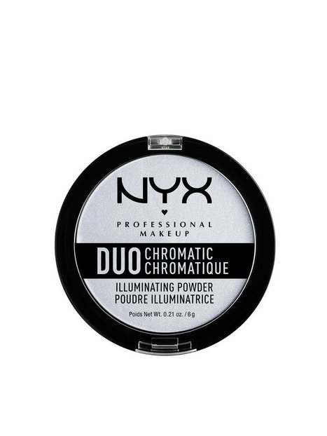 Billede af NYX Professional Makeup Duo Chromatic Illuminating Powder Contouring & Strobing Twilight