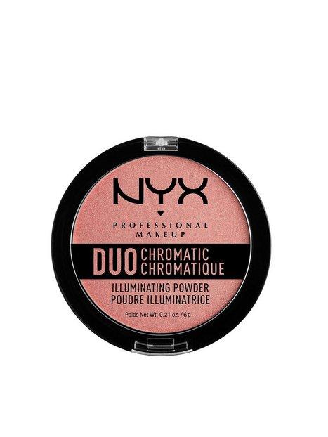 Billede af NYX Professional Makeup Duo Chromatic Illuminating Powder Contouring & Strobing Bloom