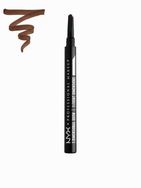 Billede af NYX Professional Makeup 3 Dimensional Brow Øjenbryn Chocolate Brown