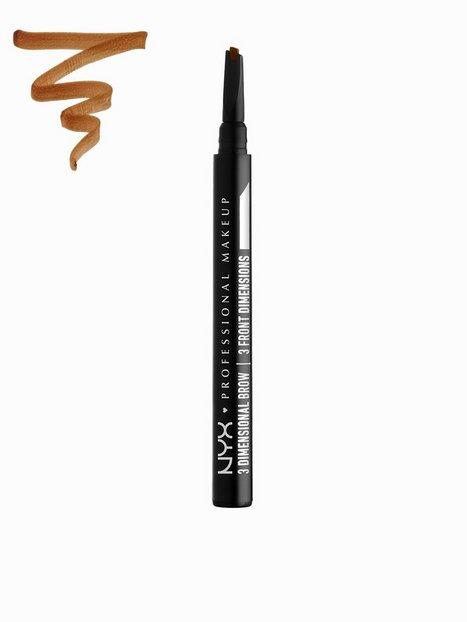 Billede af NYX Professional Makeup 3 Dimensional Brow Øjenbryn Auburn