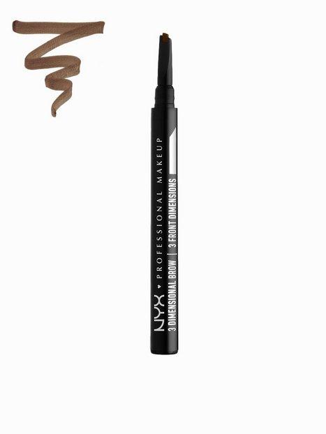 Billede af NYX Professional Makeup 3 Dimensional Brow Øjenbryn Brunette