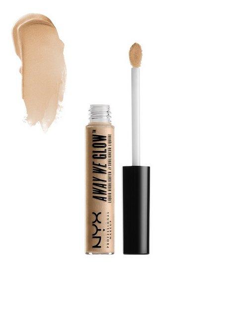Billede af NYX Professional Makeup Away We Glow Liquid Highlighter Highlighter Daytime Halo