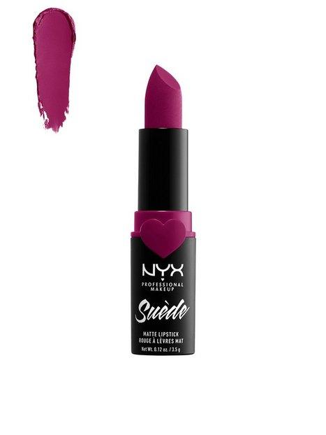 NYX Professional Makeup Suede Matte Lipstick Läppstift Sweet Thooth