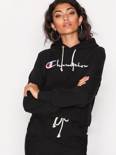 Billede af Champion Hooded Sweatshirt Hoods Black