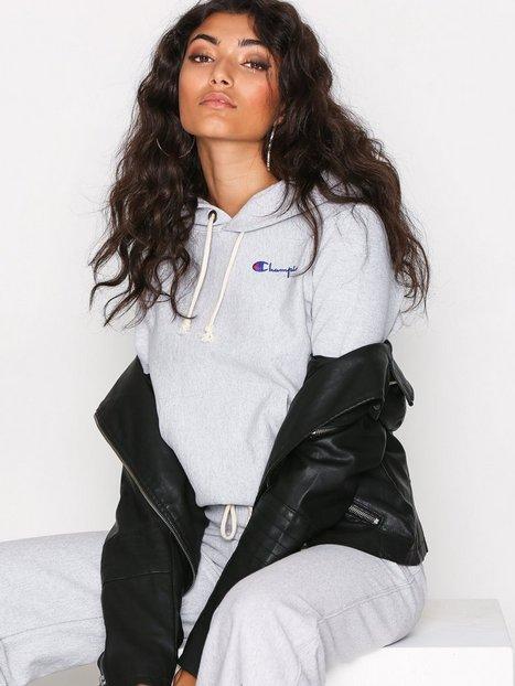 Billede af Champion Hooded Sweatshirt Hoods Grey Melange