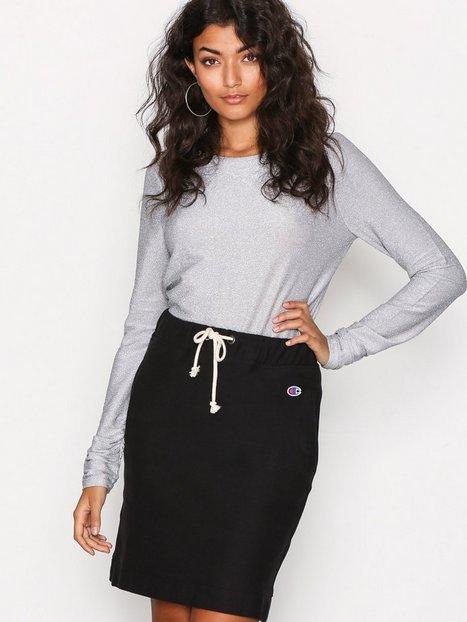 Billede af Champion Skirt Mini Nederdel Black