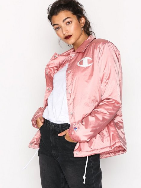 Champion Coach Jacket Bombertakit Rose thumbnail
