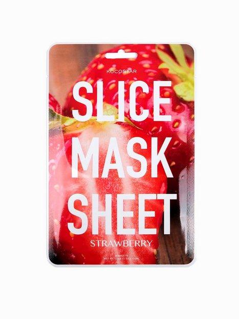 Billede af Kocostar Korean Slice Mask Sheet Ansigtsmasker Strawberry