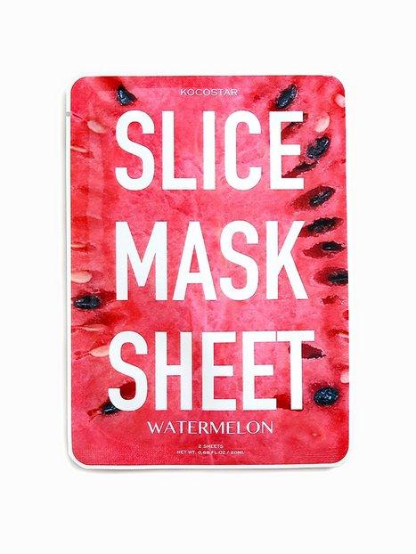 Billede af Kocostar Korean Slice Mask Sheet Ansigtsbehandling Watermelon