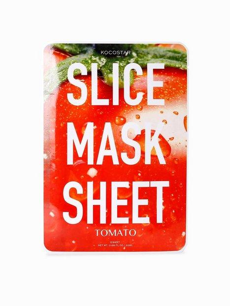 Billede af Kocostar Korean Slice Mask Sheet Ansigtsbehandling Tomato