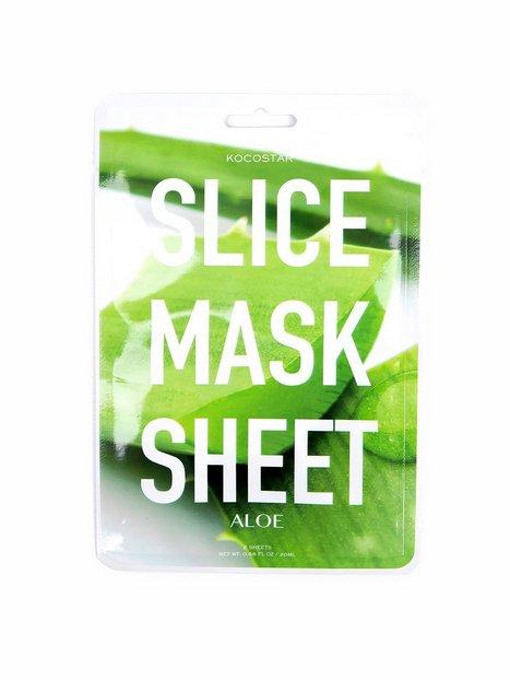 Billede af Kocostar Korean Slice Mask Sheet Ansigtsbehandling Aloe