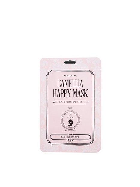 Billede af Kocostar Camellia Happy Mask Ansigtsmaske Transparent