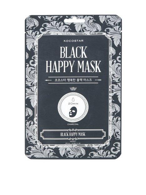 Billede af Kocostar Black Happy Mask Ansigtsmasker