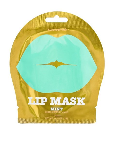Billede af Kocostar Hydrogel Lip Mask Ansigtsmasker Mint
