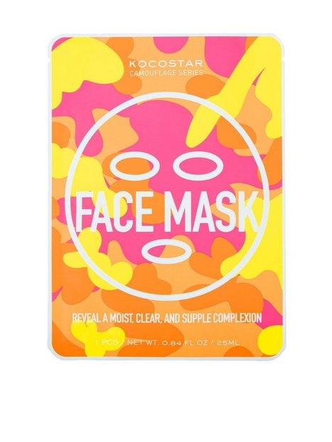 Billede af Kocostar Camouflage Face Mask Ansigtsmasker