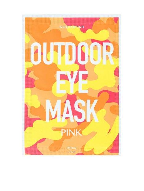Billede af Kocostar Camouflage Eye Mask Øjenpleje Transparent