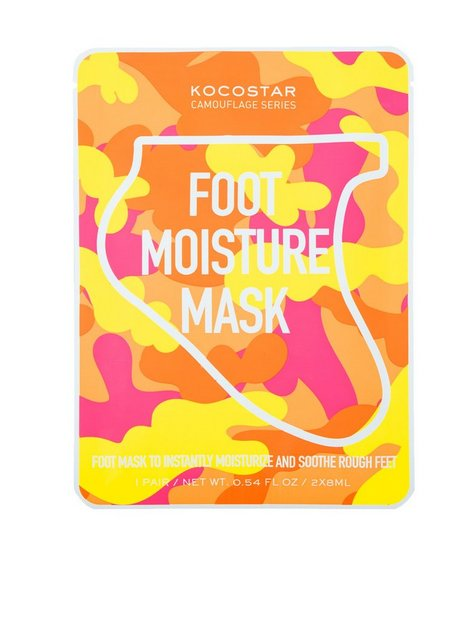 Billede af Kocostar Camouflage Foot Mask Hænder & fødder