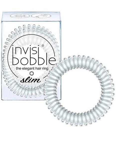 Billede af Invisibobble Invisibobble Slim Hårbånd & Hårnål Crystal Clear