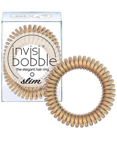 Billede af Invisibobble Invisibobble Slim Hårbånd & Hårnål Bronze Me Pretty