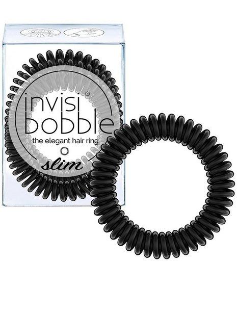 Billede af Invisibobble Invisibobble Slim Hårbånd & Hårnål True Black