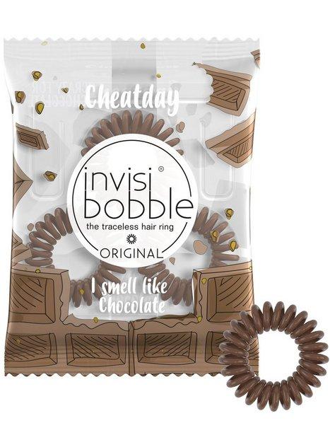 Billede af Invisibobble Invisibobble Cheat Day Hårbånd & Hårnål Crazy For Chocolate
