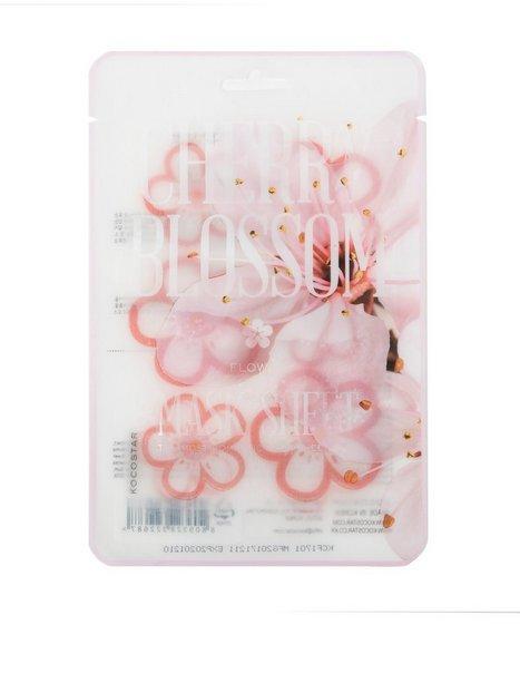 Billede af Kocostar Flower Sheet Mask Ansigtsmasker Cherry Blossom