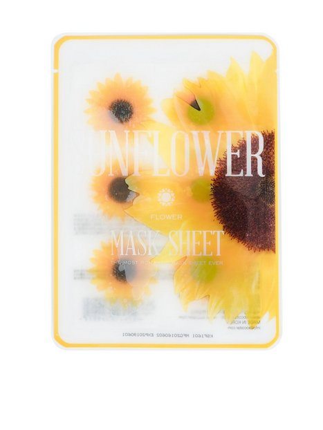 Billede af Kocostar Flower Sheet Mask Ansigtsmasker Sunflower