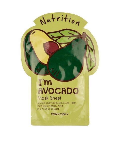 Billede af TONYMOLY Tonymoly I Am Avocado Mask Sheet Ansigtsmasker