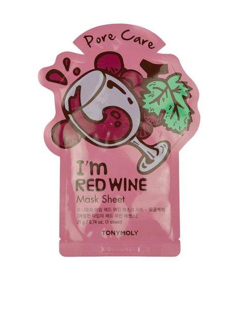 Billede af TONYMOLY Tonymoly I Am Red Wine Mask Sheet Ansigtsmasker