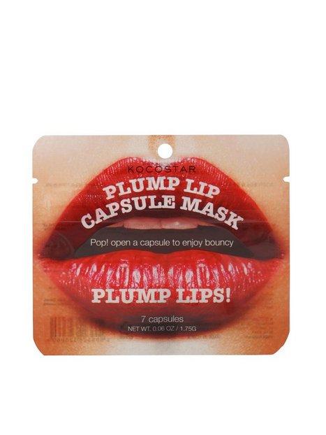 Billede af Kocostar Plump Lip Capsule Mask 7pcs Læbepleje
