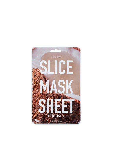 Billede af Kocostar Coconut Slice Sheet Mask Ansigtsmasker