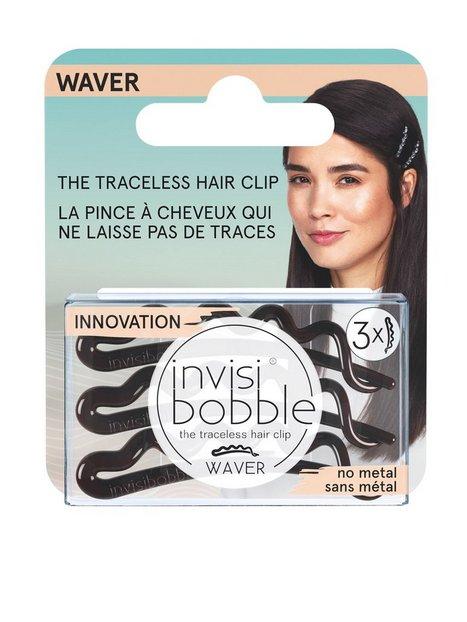 Billede af Invisibobble invisibobble WAVER Pretty Dark hanging pack Hårbånd & hårnåle