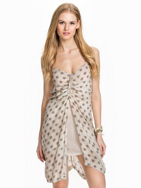 Billede af Non Sense Strap Dress Loose fit dresses Hvid