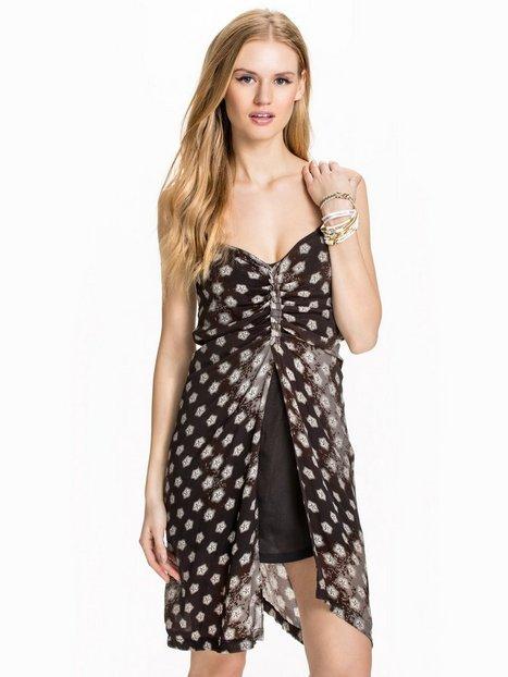 Billede af Non Sense Strap Dress Loose fit dresses Dark Grey