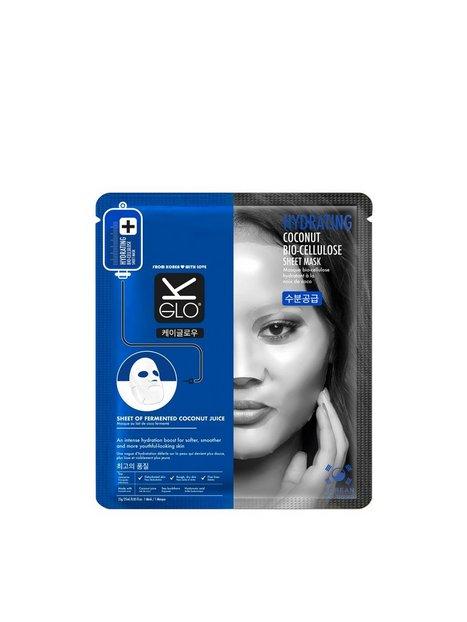 Billede af K-Glo Hydrating Coconut Bio-Cellulose Sheet Mask Ansigtsmaske Transparent
