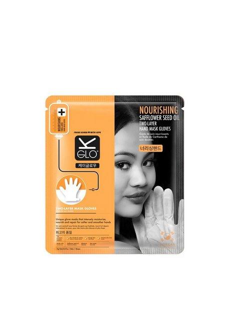 Billede af K-Glo Nourishing Hand Mask Gloves Hænder & Fødder Transparent