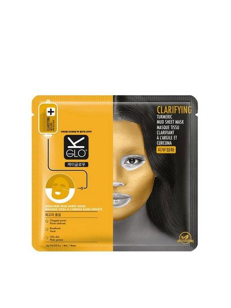 Billede af K-Glo Clarifying Turmeric Mud Sheet Mask Ansigtsmasker