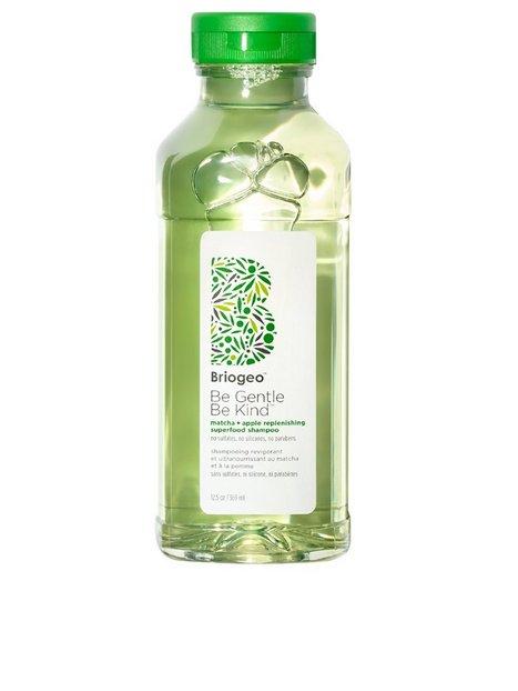 Billede af Briogeo Be Gentle, Be Kind Matcha + Apple Replenishing Superfood Shampoo 369ml Shampooer