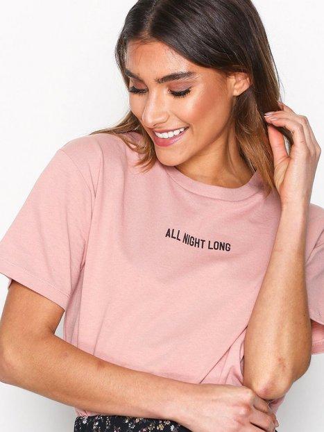 Billede af Lee Jeans All night Long T-shirt Pink