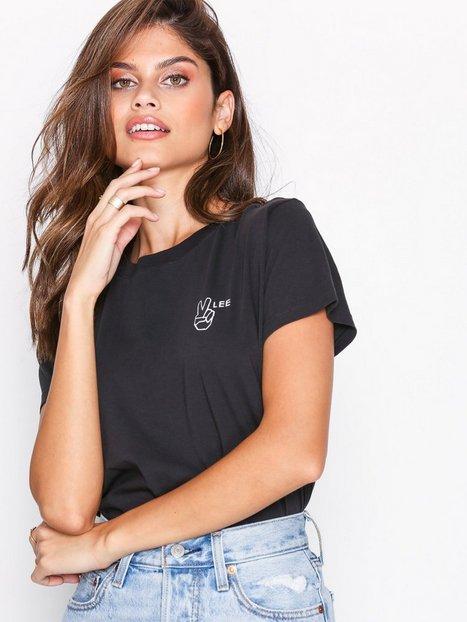 Billede af Lee Jeans Lee Tee Pitch Black T-shirt Black