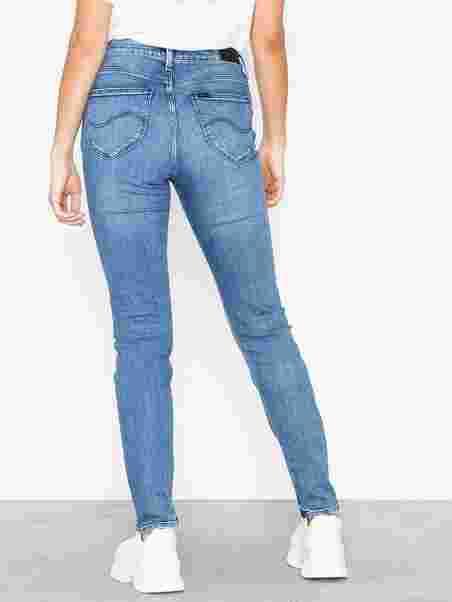 d133c493 Scarlett High Cool Daze - Lee Jeans - Denim - Jeans - Tøj - Kvinde ...