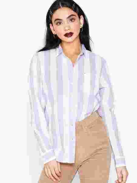 de5906200 One Pocket Shirt Rap City - Lee Jeans - Violett - Blouses   Shirts ...